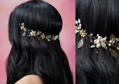 Handcrafted Heirloom Bridal Accessories