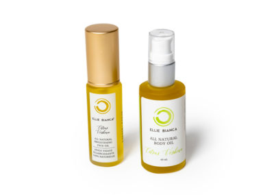 All-Natural Skin Oils